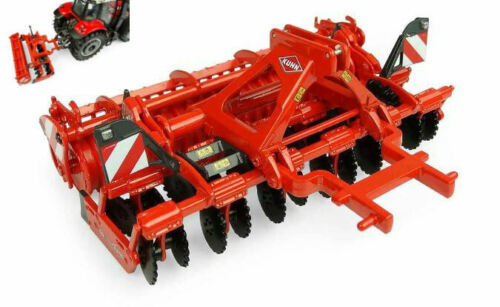 UH-5218 1:32 Kuhn CD3020 Seedbed Cultivator toy