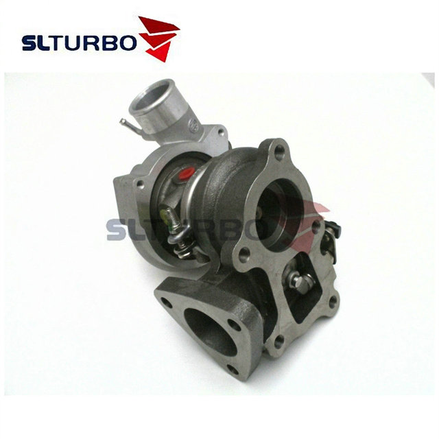 TF035 49135-04131 complete turbo charger 49135-04121 for Hyundai Gallopper 2.5 TDI 99 HP 2000 - 2003 28200-4A210 49177-0KK245200