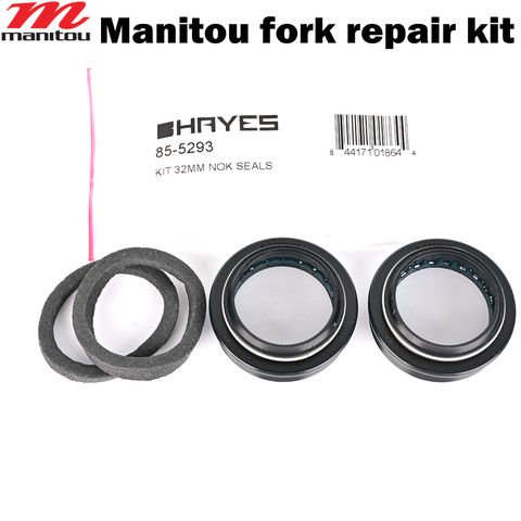 CATAZER Dust Wiper kit Bicycle Front Fork Dust Seal 30mm 32mm 34mm 35mm 36mm Fork Oil Seals