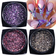 6 Box Set Holographic For Nail Art Glitter Spangles Mix Hexagon Sequins Acrylic Powder Manicure Craft Decor Flakes La1539 01 2 Buy Cheap In An Online Store With Delivery Price Comparison Specifications Photos And Customer Reviews