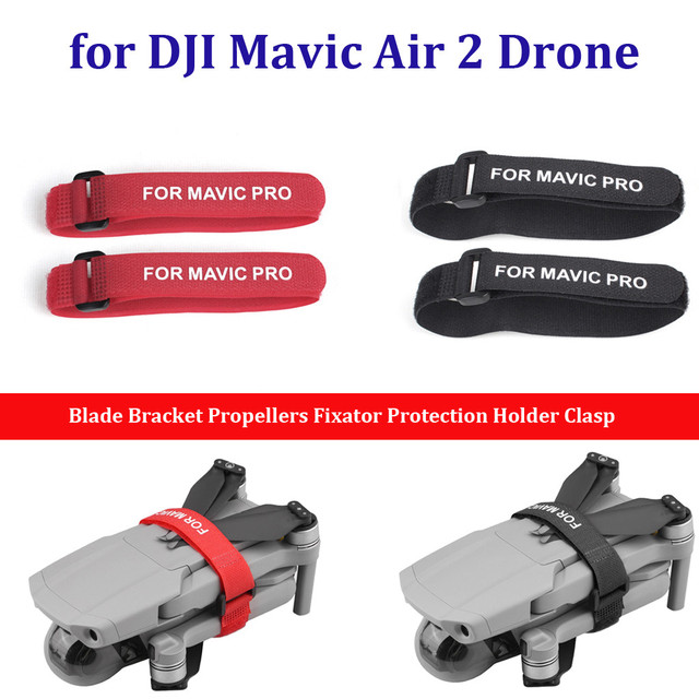 2pc Blade Bracket Propellers Fixator Protection Holder Clasp for DJI Mavic Air 2 Model Accessories Drop shipping#P30