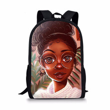 Pink African Print Backpack