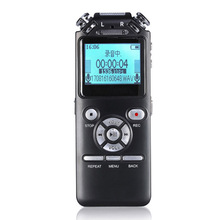 Professional Digital Voice Recorder Pen Activated Audio Sound Dictaphone Recording MP3 Player Intelligent Noise Reduction