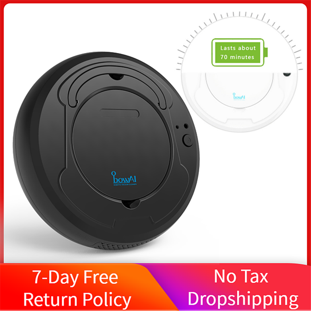 1200Pa Multifunctional Robot Vacuum Cleaner 3-In-1 Auto Rechargeable Smart Sweeping Robot Dry Wet Sweeping Vacuum Cleaner Home