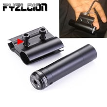 Tactical Red Dot Laser Sight Scope With Mount For Airsoft Pistol Picatinny Rail and Rifle Hunting Optics Tactical Accessories