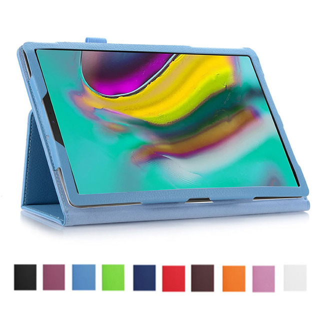 New Flip Leather Case for Samsung Galaxy Tab A 8.0 with S Pen SM-P200 SM-P205 2019 Tablet Stand Cover for Galaxy Tab A 8.0 S Pen