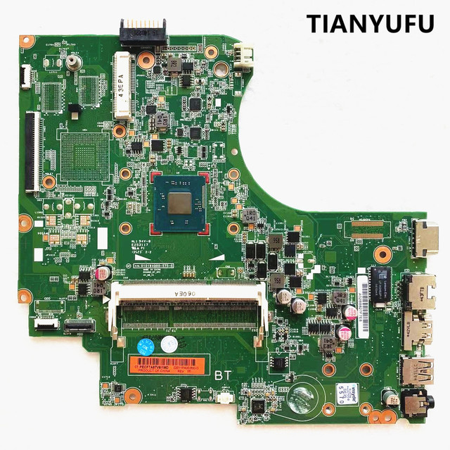 747139-501 Free Shipping FOR HP 15-D 250 G2 Laptop Motherboard 747139-001 N2810 Mainboard 100% tested