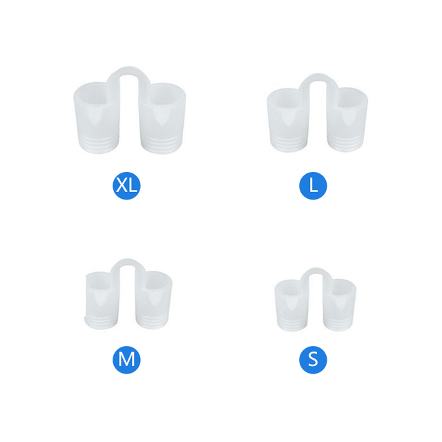 2boxes Newest sign Anti-Snoring Nose Vents To Ease Breathing and Snoring Anti-Snore Device
