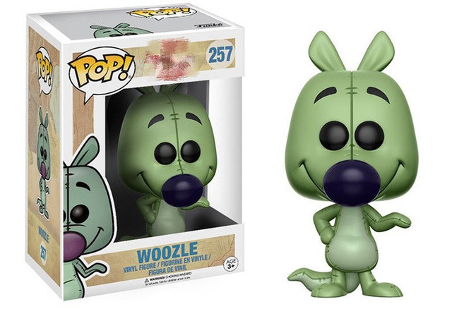 Funko pop Official Woozle Vinyl Action Figure Collectible Model Toy with Original Box