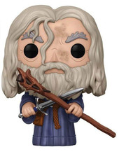 Original The Lord Of The Rings Gandalf Action Figure Collection Vinyl Doll Model Toys