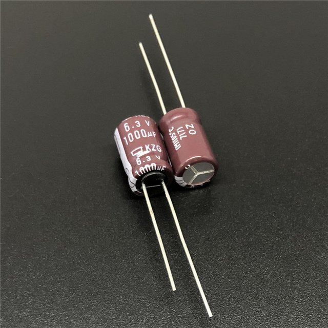 20pcs 1500uF 6.3V Nichicon HE 10X20mm 6.3V1500uF Super Low Impdance Capacitor