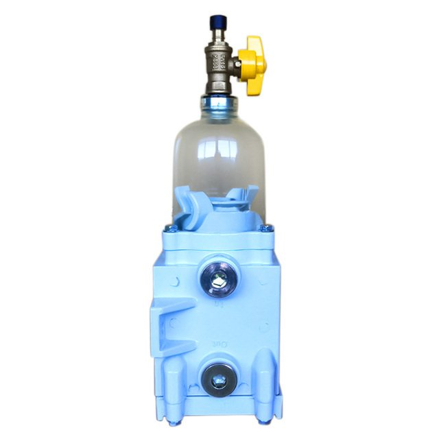 High quality Diesel engine swk2000/10/H fuel water separator ,2PCS/LOT,FREE SHIPPING