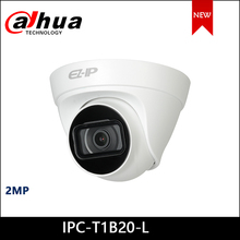 Dahua EZ IP Camera IPC-T1B20-L 2MP 2.8mm 3.6mm Fixed lens IR Turret Network Camera with POE Security Camera IPC-HDW1230T1-L