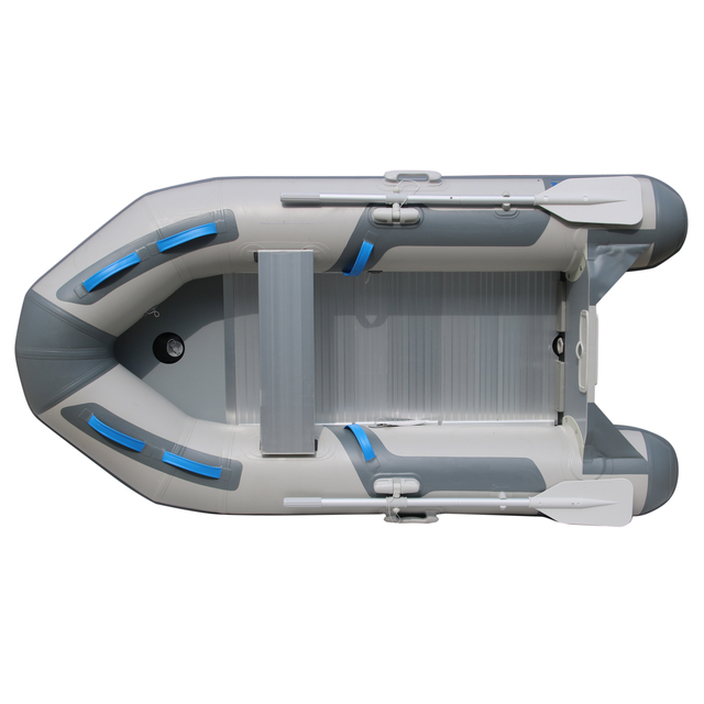 Factory Direct Sale GTS250 Goethe 3 People Inflatable PVC Fishing Boat