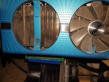 Great fans and is nice to see my blue light back as when was new , one photo to compare my old fan.