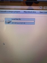 I ordered 180GB but see 167GB why?