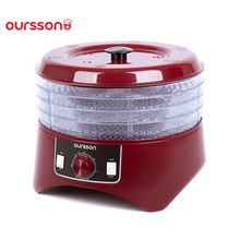 Dehydrator Oursson DH1304/DC  - Preserve vegetables, fruits and mushrooms. Has 4 capacious drying trays