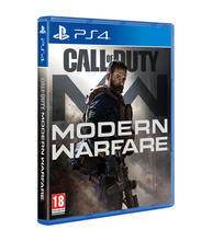 Call Of Duty Современная война Ps4 Playstation 4 Games Activision Spain, S.L. Возраст 18 +