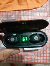 As I imagined, LED screen with bluetooth headset for the first time, looked at send instructions said operation, simple and clear, to do charging treasure to try out the good, feeling good looks very advanced, mobile phone can do stand listening to the sound quality is good, see said poor logistics services, here is quite good, the headset mini, sound insulation effect good say good, life take longer time to get started is to listen to, very good